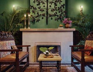 Green Lounge, Belmond Casa de Sierra Nevada
