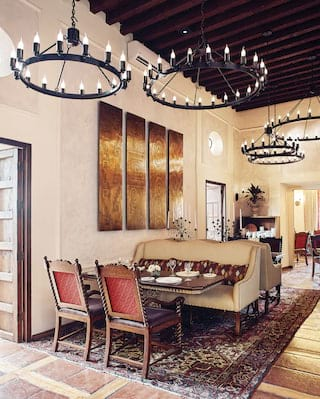 Andanza Restaurant, Belmond Casa de Sierra Nevada