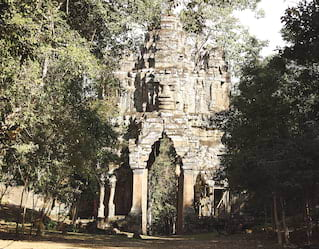 Angkor Thom Temples
