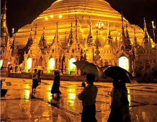 Yangon Pagodas