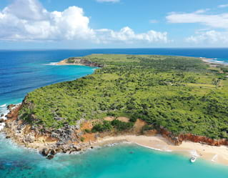 Tintamarre Island, Belmond La Samanna, Caribbean