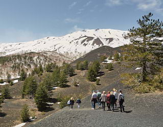 Mount Etna Tour