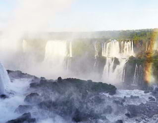 Full Moon Walking Tour, Iguassu Falls