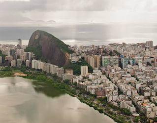 Tours pelo Pão de Açúcar do Rio, vista do Morro do Pão de Açúcar