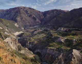 Walks and Treks in Colca Canyon