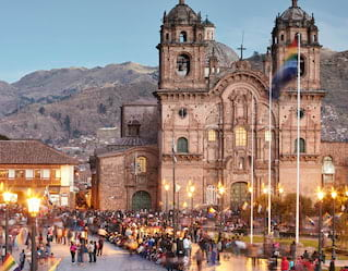 The Cathedral Basilica of the Assumption of the Virgin, Cusco, peru