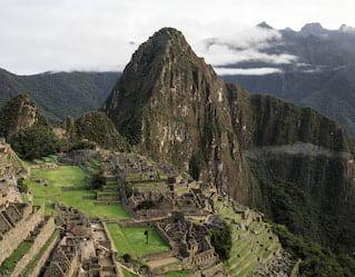 Recorridos por Machu Picchu