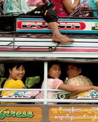 Yangon local communities