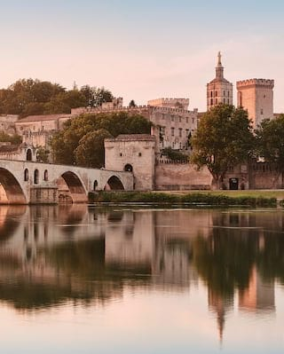 River cruises in Provence, France