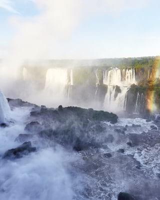 Walderlebnis Iguaçu-Wasserfälle