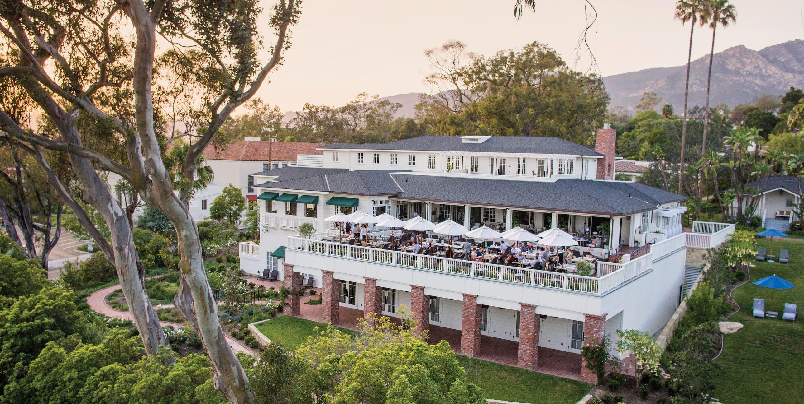 Santa Barbara Restaurants Best Restaurants In Southern California