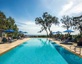 Belmond El Encanto Pool