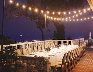 dining events at Belmond El Encanto