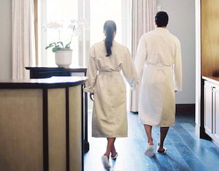 at-home spa package, Belmond El Encanto