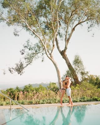 Pool, Romantic Getaway, Santa Barbara
