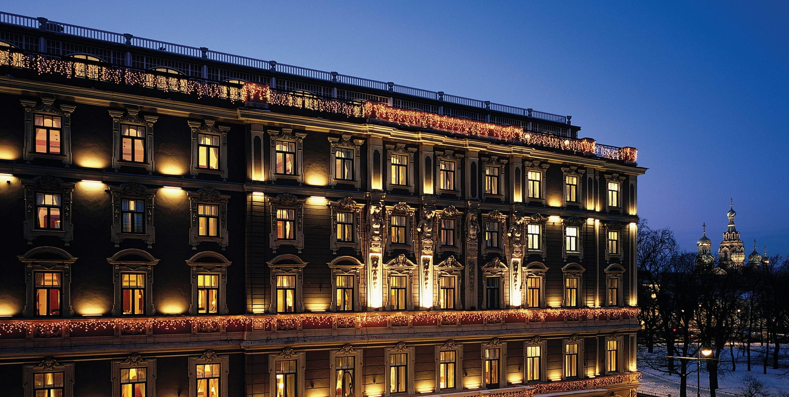 Belmond Grand Hotel Europe Luxushotel In St Petersburg