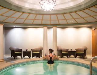 Фитнес-центр в Гранд Отеле Европа
