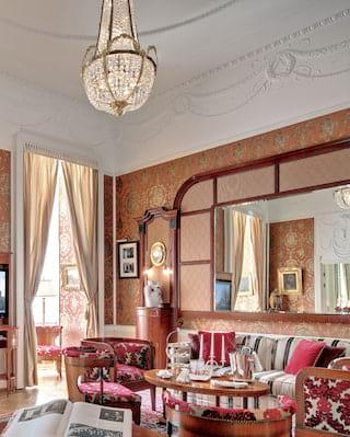 Pavarotti Suite, Belmond Grand Hotel Europe