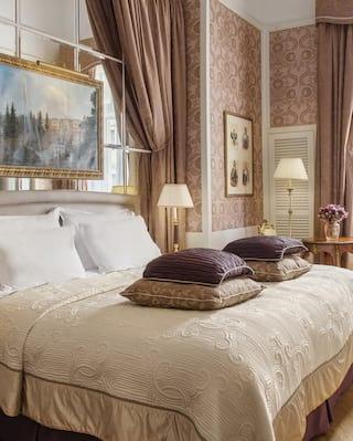 Suite in St Petersburg Luxury Hotel