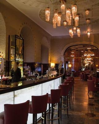 Lobby Bar, Belmond Grand Hotel Europe