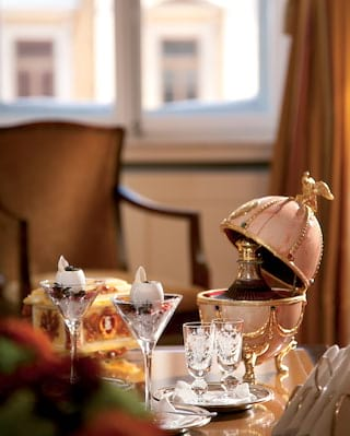Private Dining, Luxury Hotel, St Petersburg