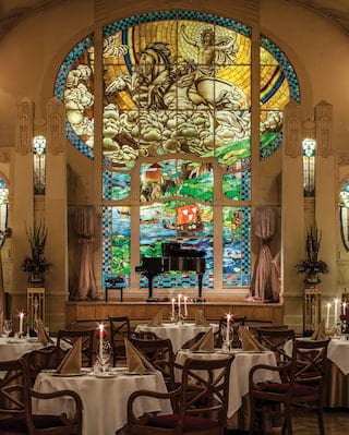 L'Europe restaurant, Belmond Grand Hotel Europe