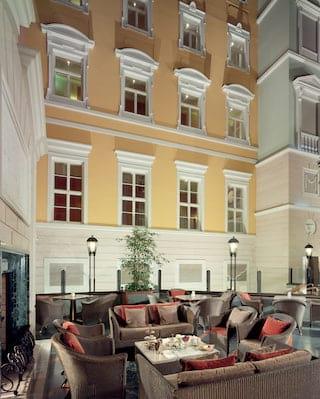 Mezzanine Café, St Petersburg