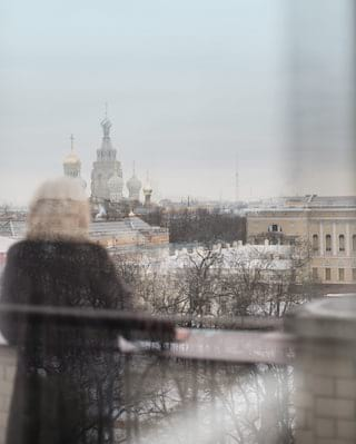 St Petersburg White Days, Belmond Grand Hotel Europe