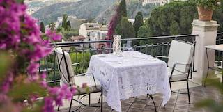 Otto Geleng restaurant in Taormina