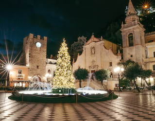 Taormina Christmas Tour