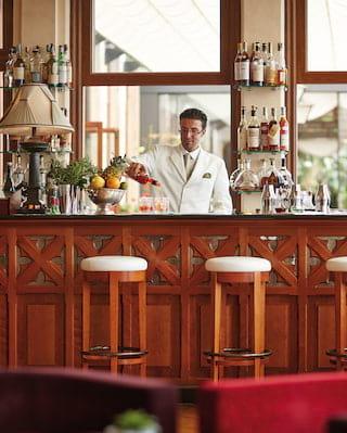 Grand Hotel Timeo Bar