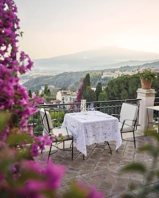 luxury hotels in taormina sicily