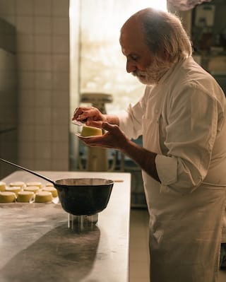 corrado Assenza pastry masterclass