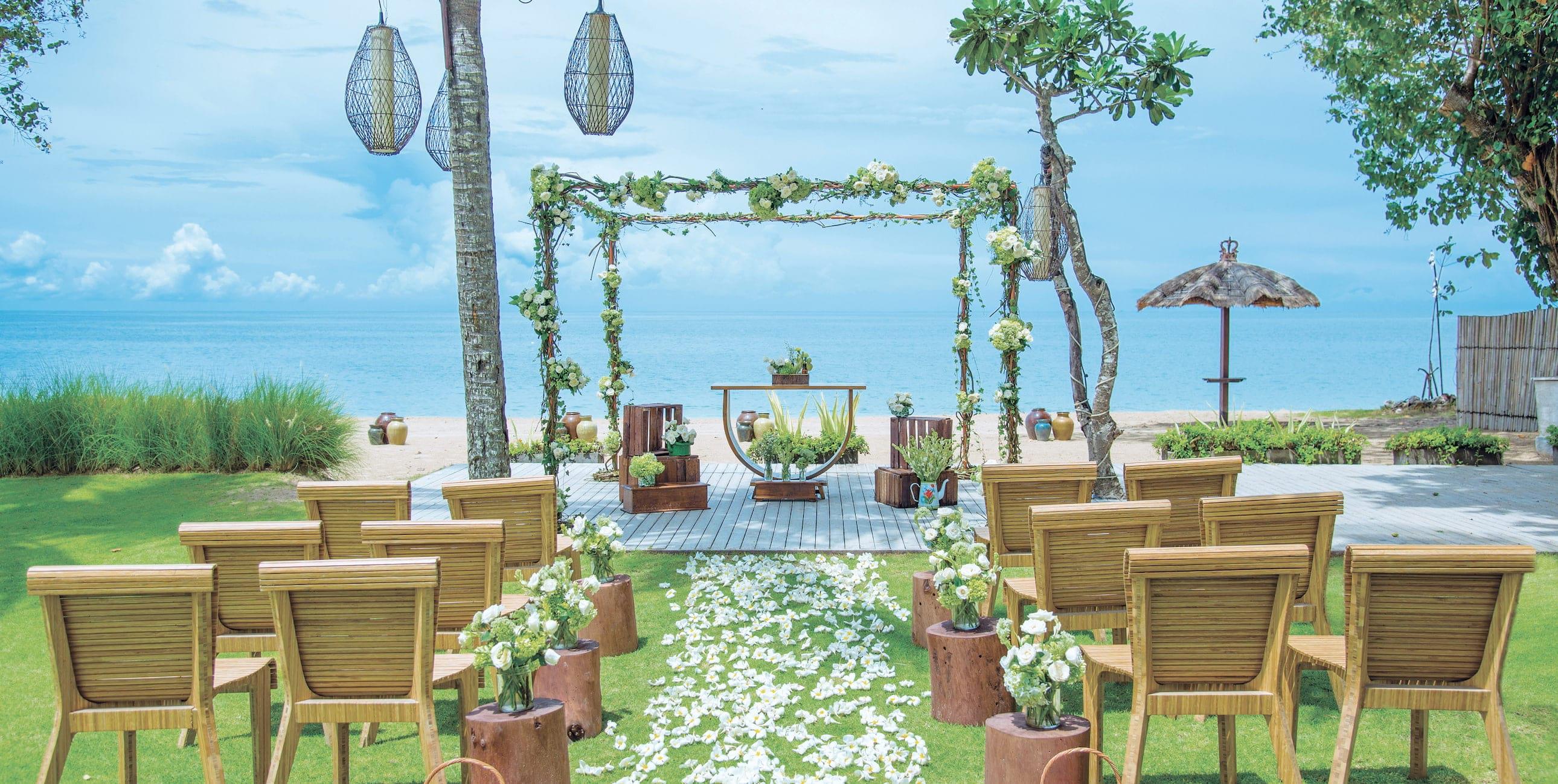 Luxury Bali Wedding Ideas Belmond Jimbaran Puri