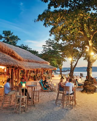 Nelayan Restaurant, Jimbaran