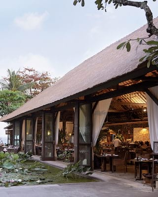 Tunjung restaurant, Jimbaran
