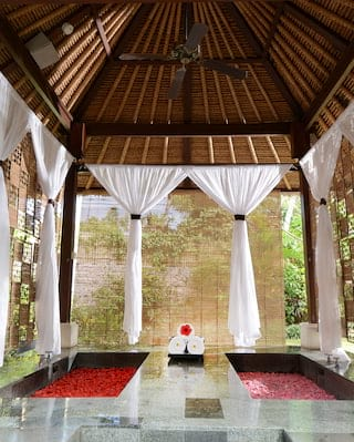Spa at Belmond Jimbaran Puri