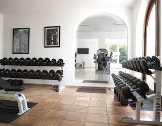 Belmond La Samanna Gym