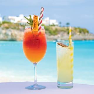 Belmond La Samanna cocktails