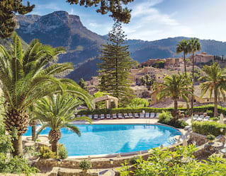 Belmond La Residencia Swimming Pool