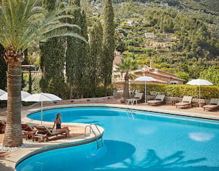 Belmond La Residencia Swimming Pool