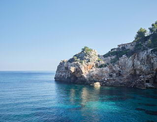 Lighthouse in Mallorca, Spain