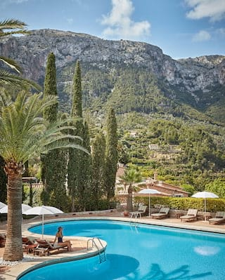 private luxury in deia