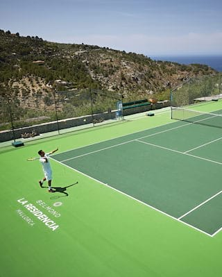 Tennis Holidays in Mallorca