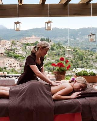 The Spa at Belmond La Residencia