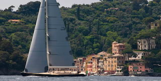 All Sail: A New Regatta In Portofino