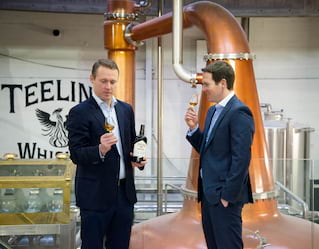Stephen and Jack Teeling, Teeling Whiskey