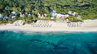 Belmond Maroma Resort & Spa aerial view