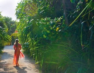 Belmond Maroma Resort & Spa Walking Paths