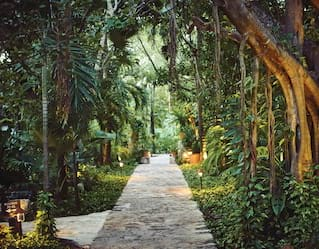 Belmond Maroma Resort & Spa Walking Paths